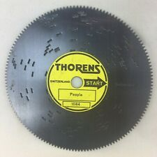 Thorens Music Box Disc 1584 People