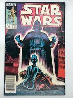 STAR WARS #80 COPPER AGE 1984 COMIC BOOK ELLIE NEWSSTAND DARTH VADER