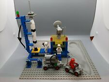Lego Space 1979 -  Set 483-1 - Alpha 1 Rocket Base - 100% Complet