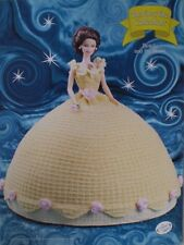 Annie's Attic Crochet Fashion Doll Pattern Fairy Tale Beauty and the Beast