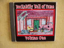 Rare!! Rockabilly Hall of Fame Vol. 1  Various Artists CD 1998  Volume One