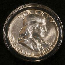 1956-P Franklin Half Dollar Proof (Fhd56Pa)