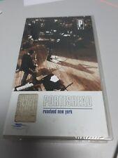 VHS Portishead Roseland NEW York Universal