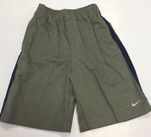 Boys Small Shorts. Khaki Green. Brand New