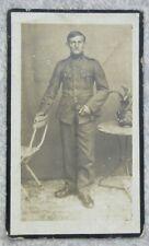 Faire part décès Militaire 13ème de Ligne Guerre 14-18 WW1 - Fontaine Valmont