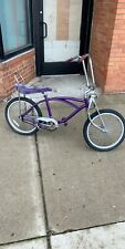 Vintage Grape 20 Inch Lowrider In Good Condition