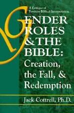 Gender Roles & the Bible: Creation, the Fall, & Redemption: A Critique of Femini