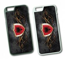 iPhone Albania Flag 4 Hard Cover Flip Protection Sleeve Case Cover Phone
