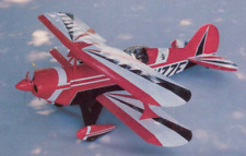 Pitts S2A Sport Scale RC AIrplane Printed Plans & Templates