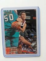 STEVE NASH 1996-97 FLEER ROOKIE CARD # 239 Phoenix Suns RC 96-97 Basketball