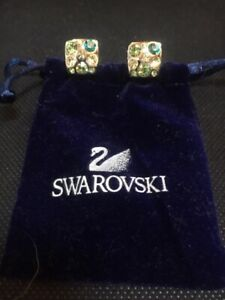 Men's Cufflinks - Swarovski Crystal