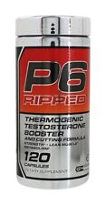 Cellucor P6 RIPPED Thermogenic Testosterone  BOOSTER! L@@K HERE! FREE SHIPPING!!