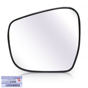 Lh Glass Len Mirror Side Wing For Nissan NP300 D23 Single Cab 2015 2020