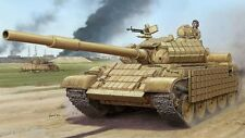 CHAR SOVIÉTIQUE T-62 ERA Mod. 1972, Armée Irakienne - KIT TRUMPETER 1/35 n° 1549