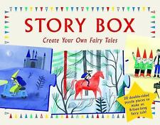 Magma for Laurence King: Story Box : Create Your Own Fairy Tales by Anne...