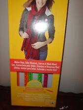 Boye 3 Long Loom Set Or Making Scarf Sweater