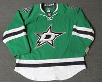 New Dallas Stars Authentic Team Issued Reebok Edge 2.0 Hockey Jersey NHL Green