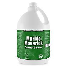 Streak Free Marble Cleaner - Non Toxic Granite Cleaner Marble Maverick 1 Gallon