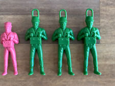 Military Parachute Troopers 4-Inch Toys