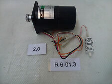 OM Oriental Motor 4RK25A-CWM-E1, 25W 220V 50/60Hz 0,27…0,34A 2,0µF/2,5µF