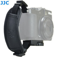JJC Premium Microfiber PU Leather Mirrorless Camera Hand Strap Grip 103mm X 30mm