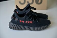 Adidas Yeezy Boost 350 V2 Black/Red BRED US6 UK5.5 38 2/3FR CP9652