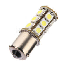 1156 BA15S 18 LED 5050 SMD Car Turn Tail Brake Stop Light Lamp Bulb White 1141