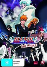 Bleach The Movie 2 - The Diamond Dust Rebellion (DVD, 2010) Region 4 NEW/SEALED