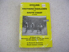 CYCLING the SOUTHERN HIGHLANDS & SOUTH COAST of NSW kenderdine