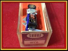 Genuine Shure WC6 Turntable Cartridge w/ A6S Needle/Stylus PC6SNA Sonotone 3T-S
