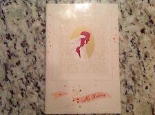 1962 My Wedding Album Blair Studio Photographs Planner Bride a Groom book