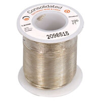 16 AWG  Solid Tinned-Copper Bus Bar Wire 100 Feet