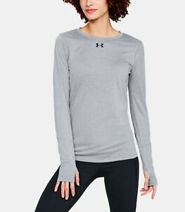 Under Armour Women's UA Tech Locker 2.0 T-Shirt Long Sleeve Ladies Gym Tee