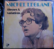 Michel Legrand; Themes & Variations    Bell Records