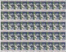 1962 - ARIZONA STATEHOOD - #1192 Fault-Free Mint NH Sheet of 50 Postage Stamps