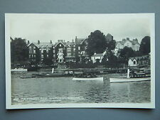 R&L Postcard: England Hotel, Bowness on Windermere, Abrahams, Pleasure Boats