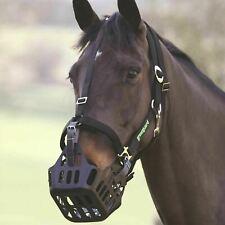 Shires Greenguard Muzzle - Pony, Cob or Full.
