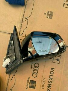 2016 2017 2018 2019 INFINITI QX60 MIRROR W/ CAMERA RIGHT SIDE OEM