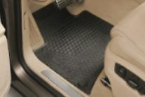 Volkswagen Touareg Genuine Rubber Floor Mats Front & Rear (2012-2019) 7P series