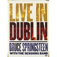 Bruce & The Sessions Band Springsteen-Live a Dublino DVD ++++++++++++ NUOVO