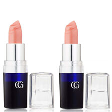 Pack of (2) New CoverGirl Continuous Color Lipstick, Bronzed Peach [015], 0.13