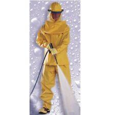 LaCrosse 00008003 Yellow PVC Aquablast Rainsuit with Detachable Hood   X-Large