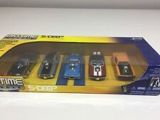 1:64 - JADA TOYS - 69 PLYMOUTH 70 FORD MUSTANG 63 CHEVY 69 CHEVY 70 PLYMOUTH