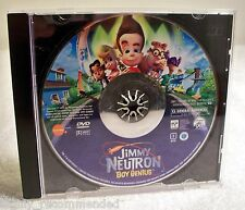 Jimmy Neutron: Boy Genius (DVD, 2013) Voices of Patrick Stewart & Martin Short