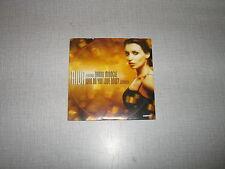 RIVA DANNII MINOGUE CD SINGLE WHO DO YOU LOVE NOW