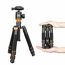 GOIN Professional Aluminium Mini Tripod Heavy Duty & Flexible 8KG Mini Ball Head