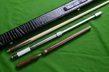New 3/4 Handmade Ash Rosewood Snooker Cue Pool Cue 9.5mm Tip