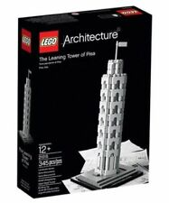 21015 LEGO ARCHITECTURE - Leaning Tower of Pisa Italy NIB, LEGO RETIRED
