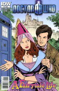 Doctor Who: A Fairytale Life #1 VF/NM; IDW   save on shipping - details inside