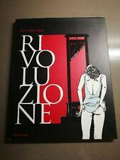 Milo Manara, Rivoluzione - Mondadori edizione - Prima edizione 2000 - Hard cover